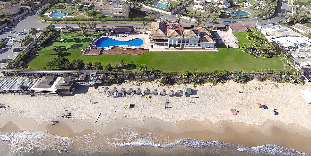 Marbella Beach House