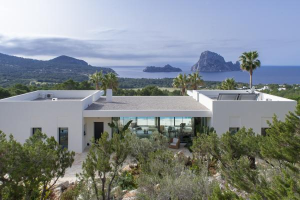 Ultra Modern Villa in Cala Carbo with Majestic views of Es Vedra